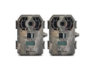 GSM Stealth Cam G42NG No-Glo Trail Game Camera (2- Pack Bundle)