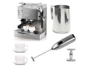 DeLonghi EC702 15-Bar-Pump Espresso Maker with Deluxe Accessory Kit