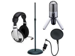 Samson Meteor Mic USB Studio Microphone Kit