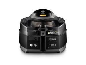 DeLonghi America FH1163 Multifry Low Oil Fryer, Black