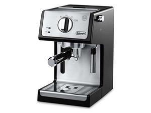 "De'Longhi ECP3420 15"" Bar Pump Espresso and Cappuccino Machine, Black"