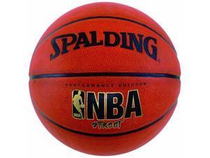 "Spalding Youth Size NBA Street Basketball, 27.5"""