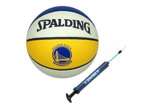 Spalding NBA Golden State Warriors Full Size Basketball with12