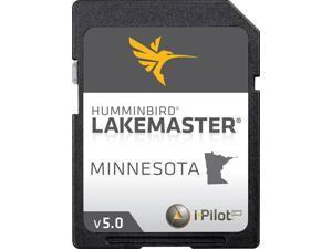 Humminbird LakeMaster Chart Minnesota 2014 Version Version 5.0 2014 Map