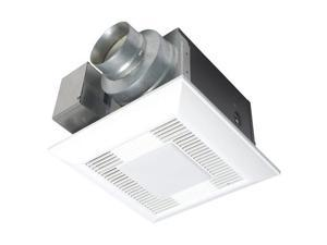 Panasonic FV-08VKSL4 WhisperGreen-Lite 80CFM Ventilating Ceiling Fan & Light
