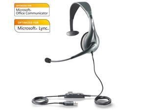 Jabra Voice 150 Mono MS USB Headset w/ Noise Canceling Microphone