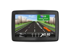 "TomTom VIA 1505M WTE 1EN501906 5"" GPS Vehicle Navigation System with GPS Dash Mount New"