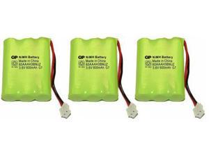 Clarity C4205B (3 Pack) Clarity Replacement Battery