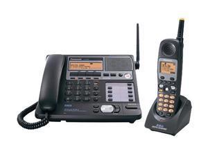 Panasonic KX-TG4500B 4-Line 5.8GHz 1 Handset Expandable Cordless Phone System