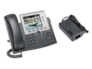 Cisco CP-7945G w/ Power Supply 2-Line Unified IP Phone