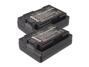Camcorder Batteries (2-Pack) Camcorder Batteries