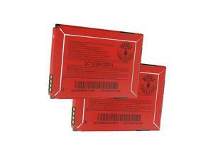New Replacement Battery for HTC ADR6300 ( 2 - Pack )