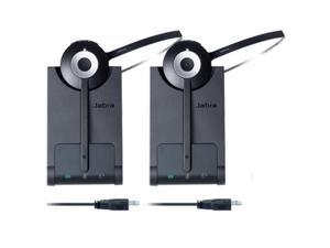 Jabra PRO 930 MS DECT 6.0 Headset Optimized For Microsoft Office Communicator 2010 (2-Pack)