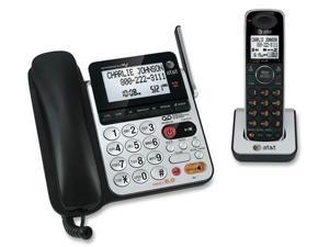 AT&T SB67118 Static Packages 4 Line Corded/Cordless Phone