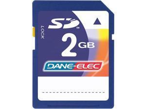 Dane-Elec 2GB SD Memory Card 2GB SD Memory Card
