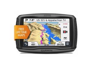 Garmin Zumo 590LM 5 Inch Motorcycle GPS with Lifetime Map Updates