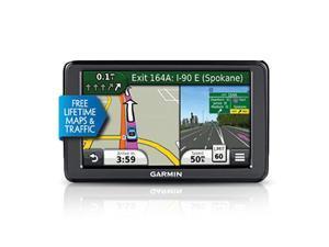 "Garmin nuvi 2595LMT 5"" GPS w/ Lifetime Maps and Traffic"
