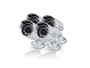 Swann SWPRO-642PK4-US Multi-Purpose Day/Night Security Camera, 4-Pack