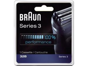 Braun 32B (Single Pack) Series 3 Replacement Foil and Cutter Head Cassette 32B
