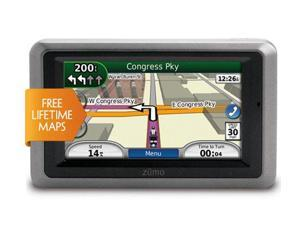 """Garmin Zumo 660LM 4.3"""" Motorcycle GPS with Lifetime Map Updates"""