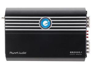 Planet Audio BB2500.1 Class D Monoblock Power Amplifier