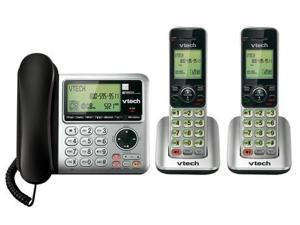 VTech CS6648-2 / CS6649-2 Corded/Cordless Answering System