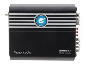 Planet Audio BB1200.4 Four Channel Digital Amplifier