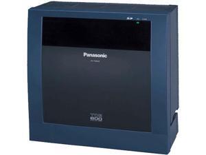 Panasonic KX-TDE600 Hybrid IP-PBX Control Unit W/ Integrated Telephony via Internet Telephony Service Providers
