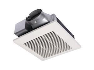 Panasonic FV-05VS3 50-100 CFM WhisperValue Ventilation Fan W/ Totally Enclosed Condenser Motor