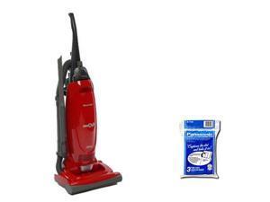 Panasonic MC-UG471 + Bags Upright Vacuum Cleaner w/ Cord Reel