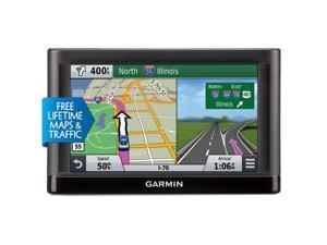 Garmin Nuvi 65LMT 6-Inch GPS with Lifetime Maps and Traffic Updates