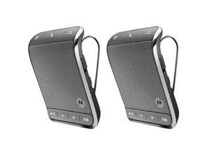 Motorola Roadster 2 TZ710 (2-Pack) Bluetooth Car Kit Speaker
