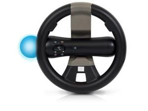 CTA DIGITAL CTAPSMRWB PlayStation Move and DualShock Racing Wheel
