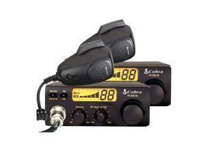 Cobra 19 DX IV (2 Pack) Compact CB Radio