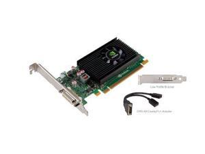 PNY Technologies RA2154M NVIDIA Quadro NVS 315 1GB DDR3 DMS-59 Low Profile PCI-Express Video Card