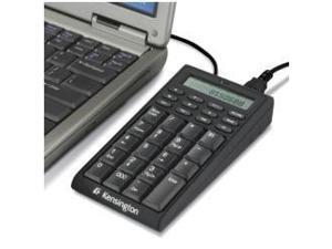 Kensington L09886B Kensington tebook Keypad/Calculator with USB Hub