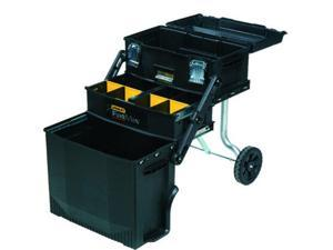 Stanley Mounts STYS020800RB Stanley FatMax 4-in1 Mobile Work Station for Tools and Parts