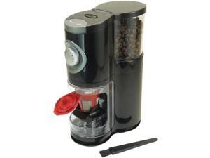 SOLOFILL SFILSOLOGRINDB 2-In-1 Automatic Single-Serve Burr Grinder