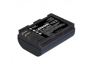 lenmar DLCE6B Canon LP-E6 Digital Camera Replacement Battery
