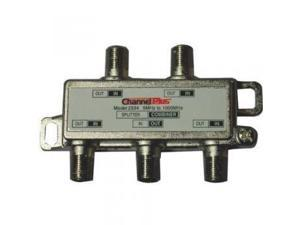 Channel Plus MPT2534S CHANNEL PLUS 2534 4-Way Splitter/Combiner
