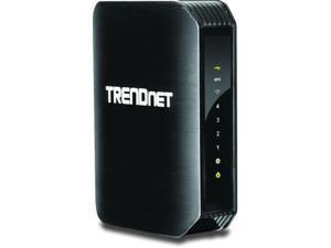TRENDnet RW1949b TRENDnet Wireless N600 Concurrent Dual Band Gigabit Router, TEW-752DRU
