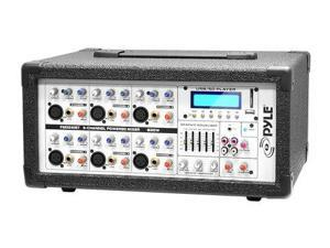 Pyle Audio PYLPMX640BTB 6-Channel 600-Watt Bluetooth Mixer