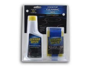 Cerama Bryte GVI27068M Cerama Bryte Cooktop Cleaning Kit