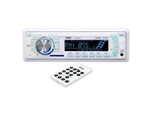 Pyle Audio PYLPLMR19WS PYLE PLMR19W AM FM-MPX PLL Tuning Radio with SD MMC USB and Weather Band
