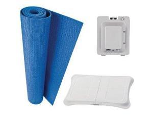 CTA Digital CTAWIWFKM Wii Fit 3 in 1 Starter Kit