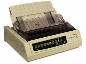 OKI 278460M Okidata Microline 320 Turbo 9-Pin Impact Printer