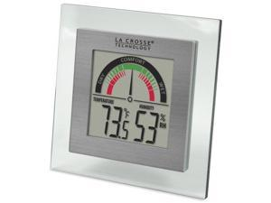 La Crosse Technology LCRWT137UM La Crosse Technology WT-137U Digital Thermometer/Hygrometer with Comfort Meter