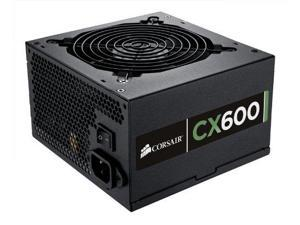 Corsair CP9020048USB Corsair Builder Series CX 600 Watt Power Supply