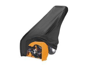 PYLE Audio PYLPCVSNB30B Pyle PCVSNB30 Armor Shield Snow Blower Thrower Protective Storage Cover Indoor/Outdoor, Universal Size for Gas and Electric Powered Blowers
