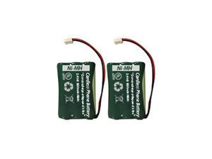 New Replacement Battery for AT&T SB67108 (2 Pack)